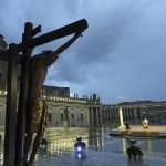 Il testo integrale dell'omelia del Papa in tempo di epidemia
