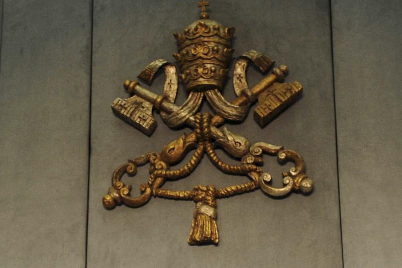 Sala Stampa Vaticana simbolo