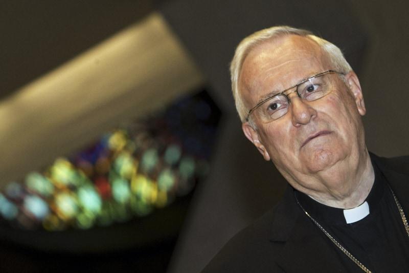 Cardinal Gualtiero Bassetti newly presidente della CEI
