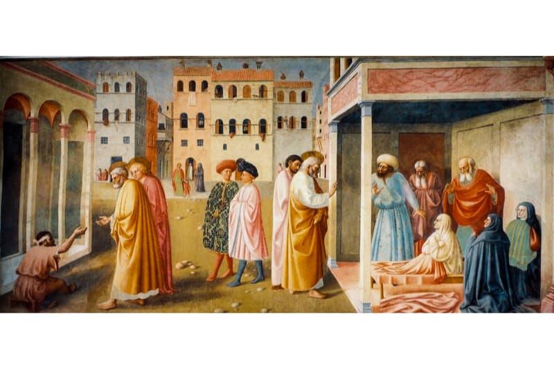Gesù Apostoli e i miracoli