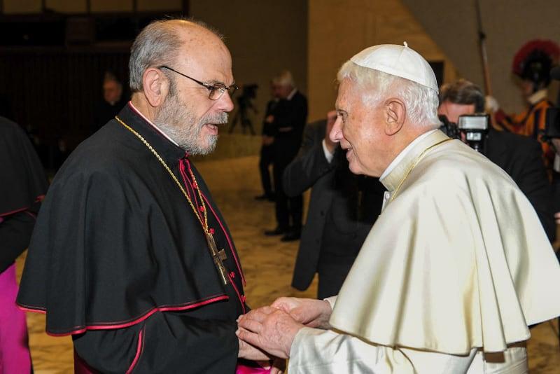S.E. Mons. José Luis del Palacio y Pérez-Medel