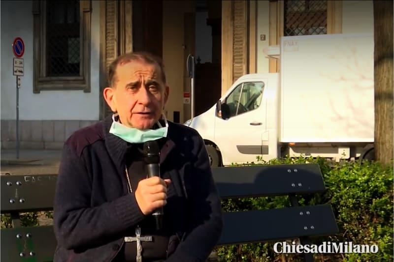 Mons Mario Delpini, arcivescovo di Milano