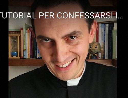 Pasqua 2020: come faccio a confessarmi?