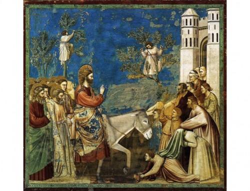 Domenica delle Palme: Passioni di Cristo e della Chiesa