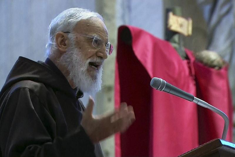 Padre Raniero Cantalamessa, 10.04.2020