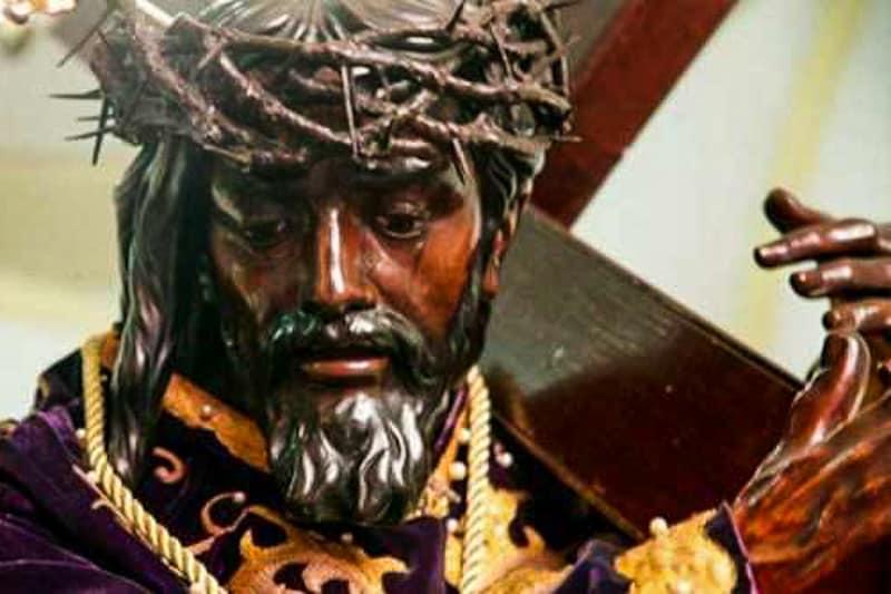 Statua del Gesù Nazareno della chiesa di San Paolo a Caracas