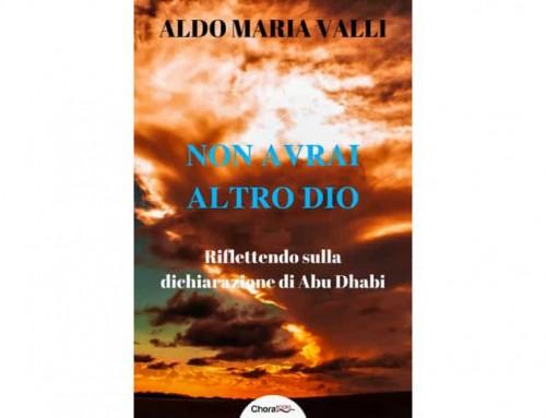 NON AVRAI ALTRO DIO – Riflettendo sulla dichiarazione di Abu Dhabi