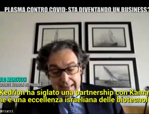 Il plasma contro il COVID sta diventando un business?