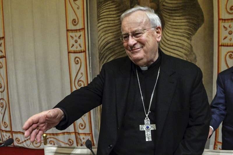 S.E. Bassetti Gualtiero, cardinale