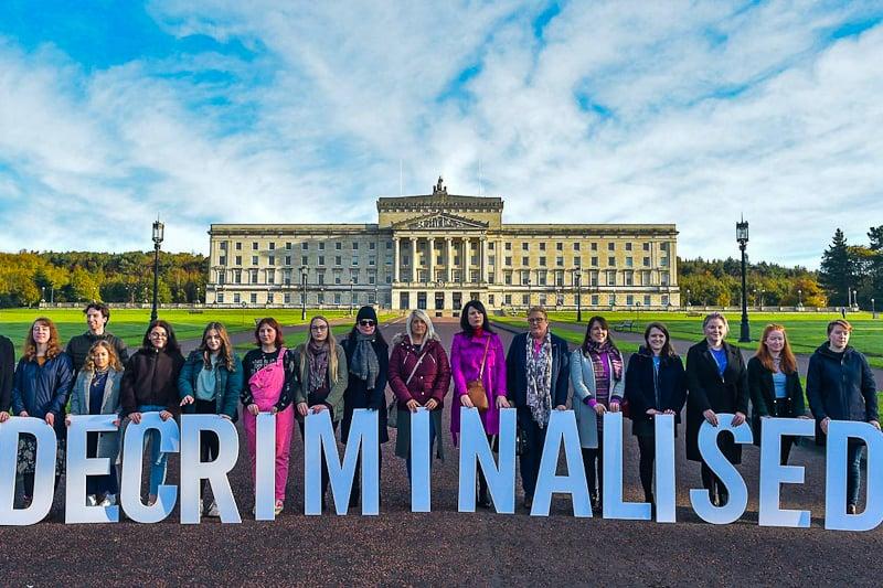 Irlanda del Nord - legalizzazione aborto