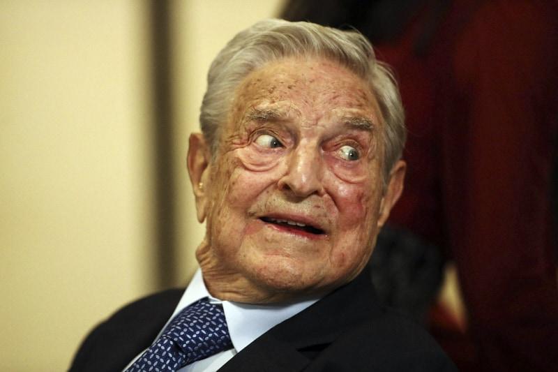 George Soros, finanziere