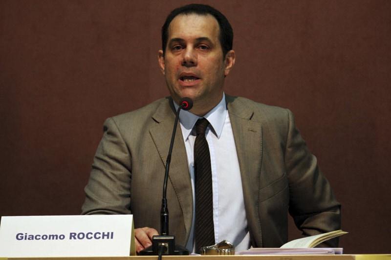 Giacomi Rocchi , giudice