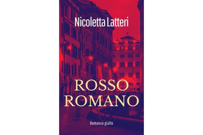 Latteri Nicoletta libro Rosso Romano