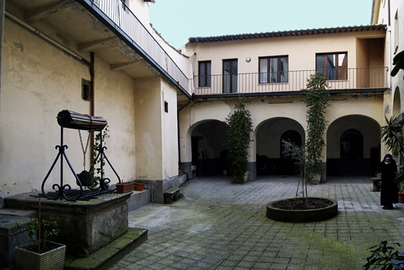 Montefiascone monastero