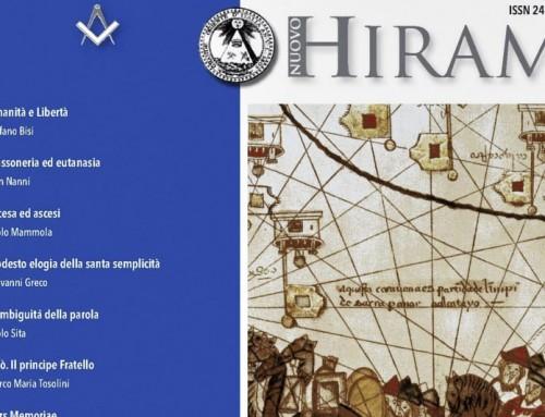 """La rivista della Massoneria italiana promuove il documento del Vaticano sulla """"Fratellanza umana"""""""