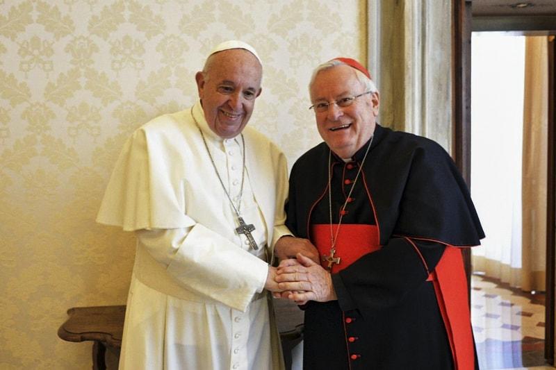 Papa Francesco e card. Gualtiero Bassetti