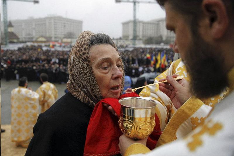 Rito della Comunione nella Chiesa Ortodossa