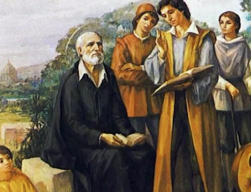 Memoria di San Filippo Neri