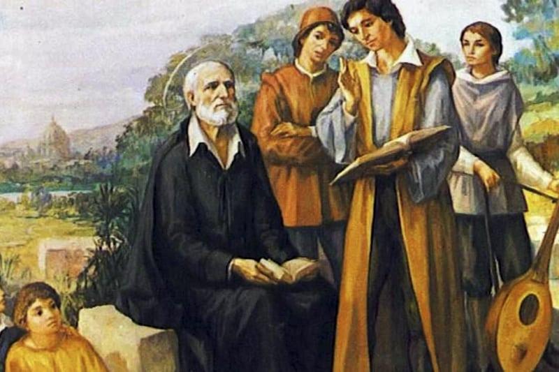 San Filippo Neri 1