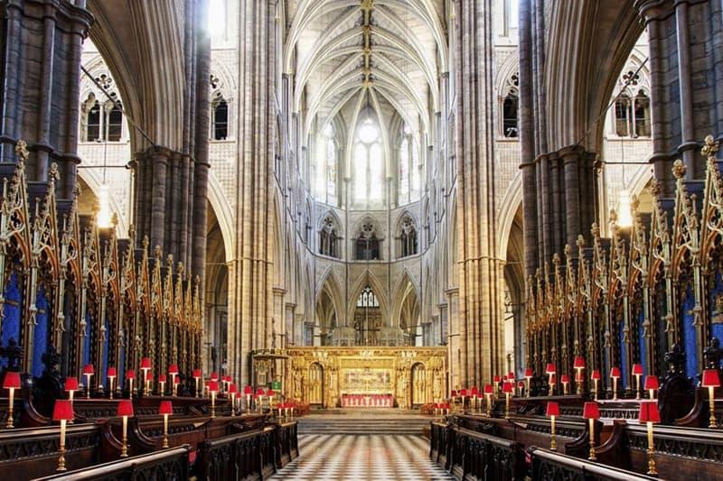 Abbazia di Westminster - Londra