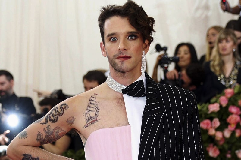 Michael Urie - Photo by JUSTIN LANE/EPA-EFE/REX/Shutterstock (10229716gm)