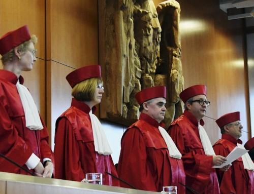 Corte Costituzionale tedesca: su acquisti BCE, una sentenza psicologicamente pericolosa