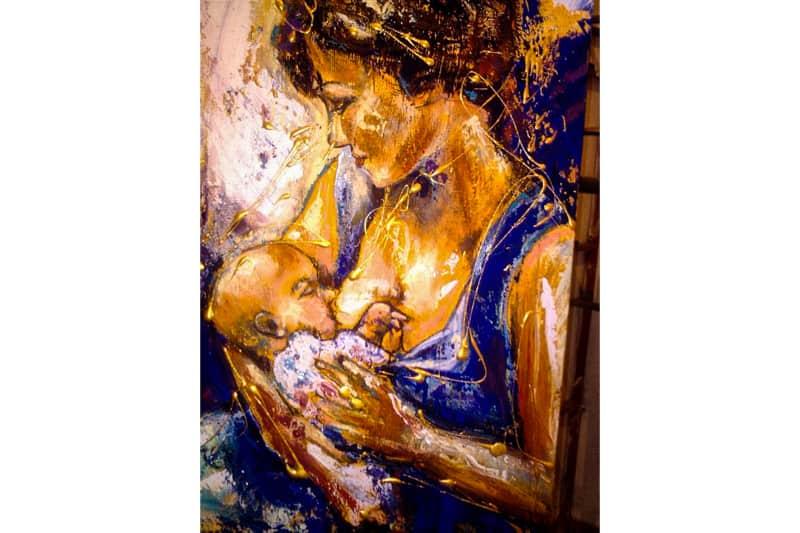 maternità, di Tiziana Marrabis