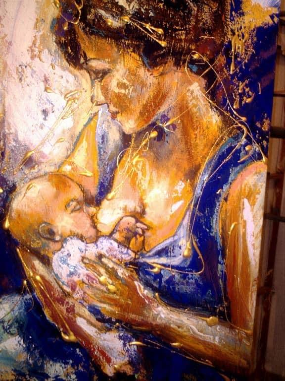 maternità, di Tiziana Marra
