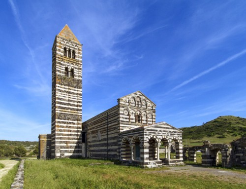 La basilica della Santissima Trinità di Saccargia, la Prima Comunione e quel nuovo inizio