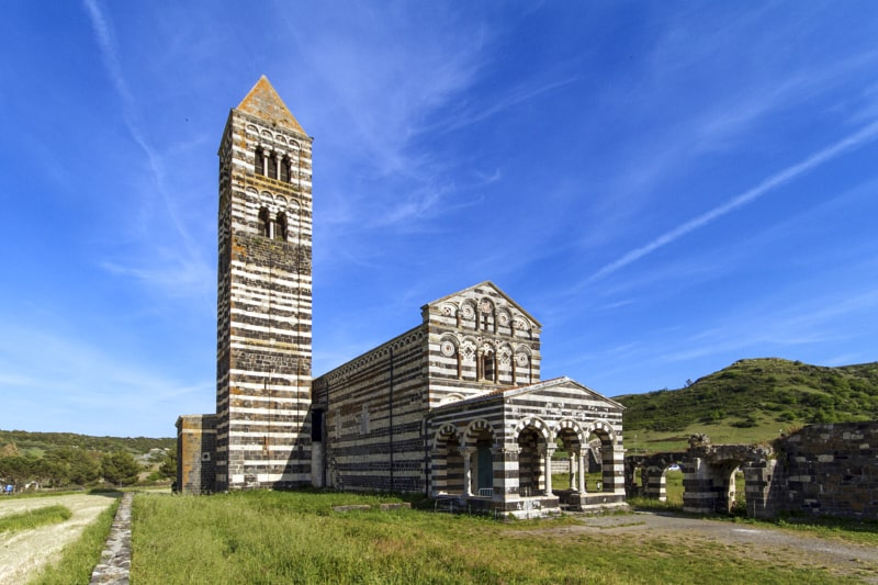 Basilica Santissima Trinità di Saccargia 1