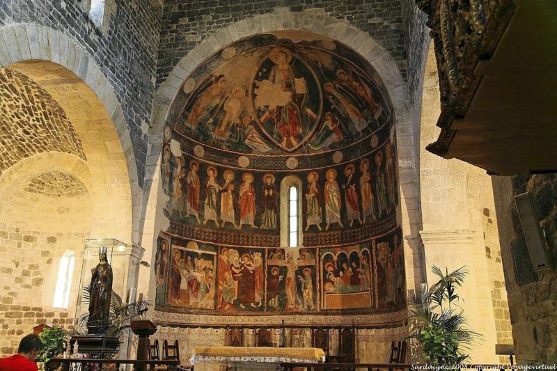 Basilica Santissima Trinità di Saccargia