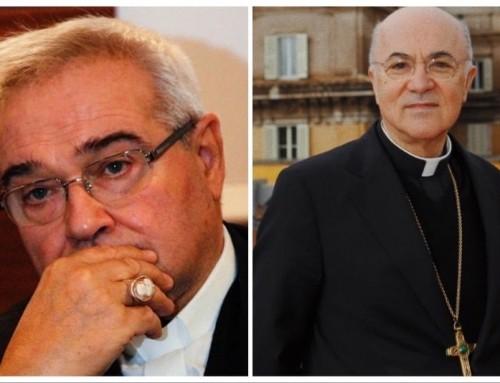 Commovente carteggio tra due vescovi di Santa Romana Chiesa