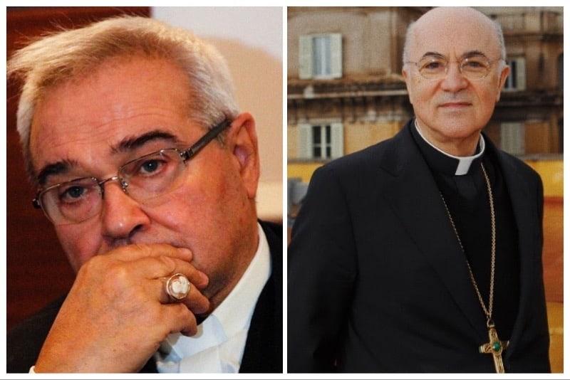 Mons. Luigi Negri - Mons. Carlo Maria Viganò