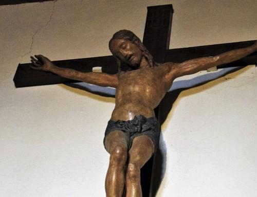 """Attivista progressista incita alla distruzione delle rappresentazioni di Gesù quali """"forme di suprematismo bianco"""""""