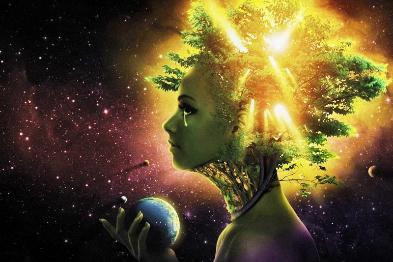 Gaia la dea