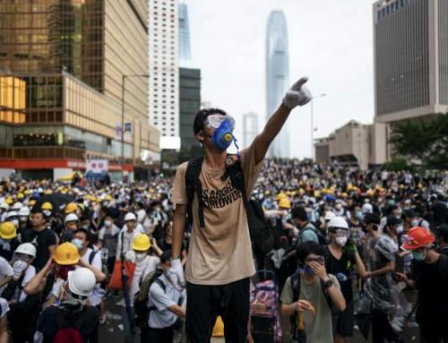 Hong Kong: Il vaticano farà sentire la sua voce in favore dei dimostranti per la libertà?
