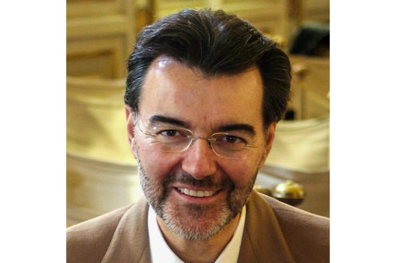 Luciano Moia, giornalista di Avvenire