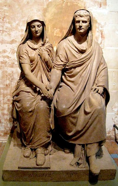 Matrimonio nell'antica Roma