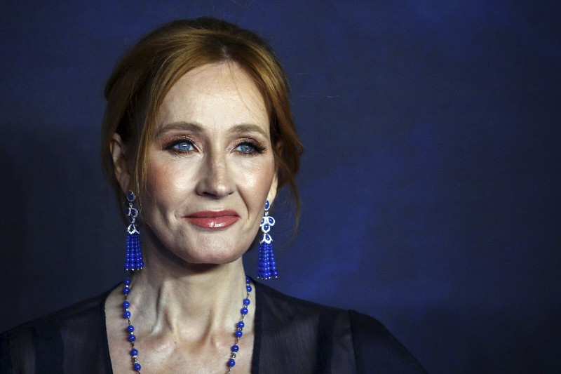J. K. Rowling (Photo by John Phillips/Getty Images)