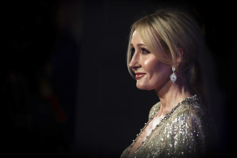 Rowling JK (photo by mike marslandwireimage)