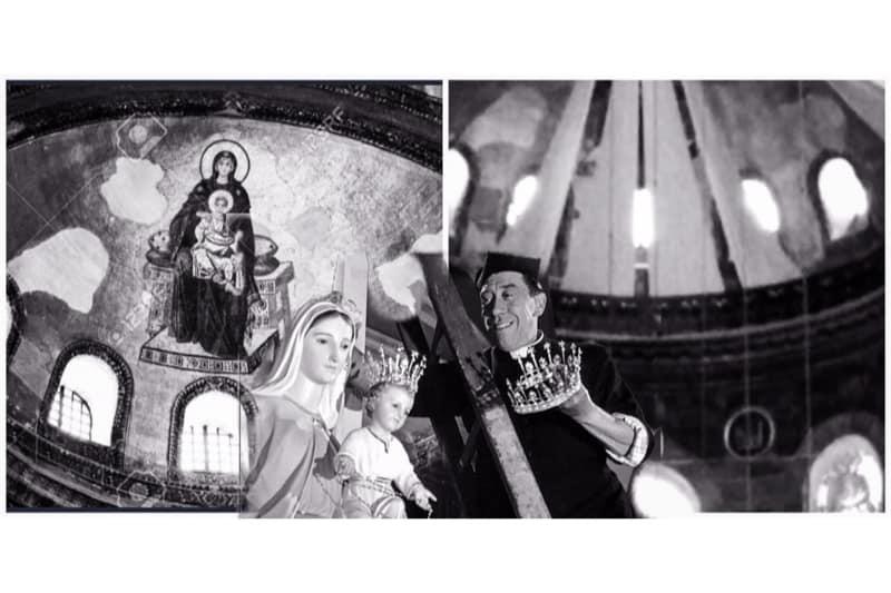 Santa Sofia a Istambul e don Camillo