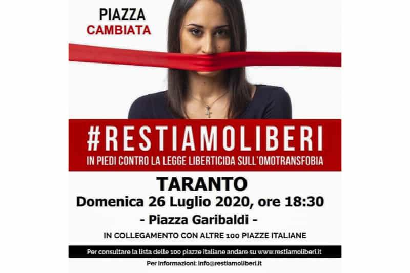 Restiamoliberi Taranto