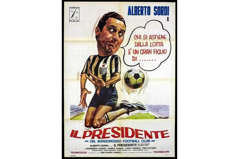 Alberto Sordi - film Il presidente