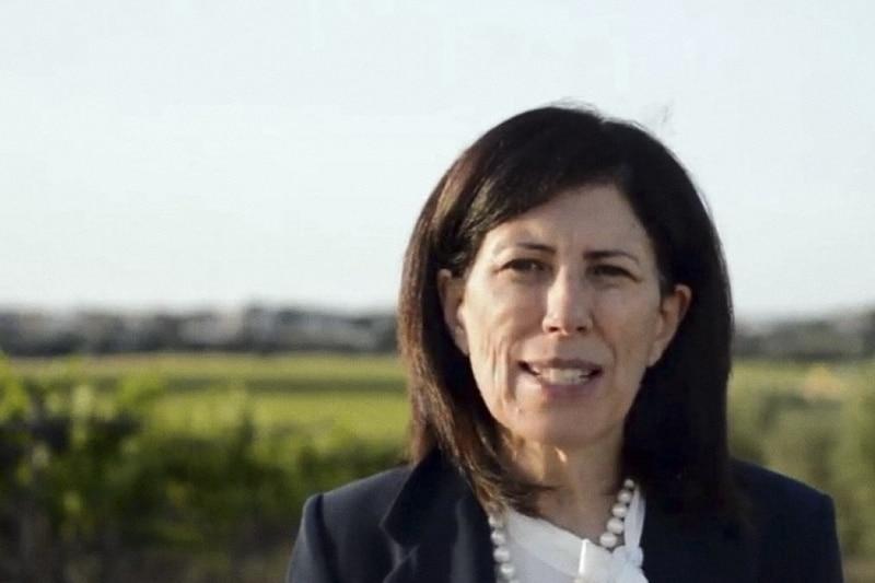 Antonietta D'Oria, sindaco di Lizzano, Lecce