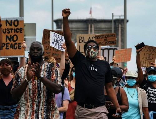 Black Lives Matter, más allá de la opinión (oltre le opinioni)