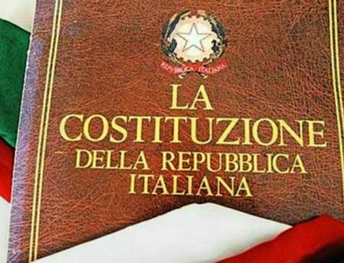 La Costituzione italiana, i nuovi diritti e il Ddl Zan