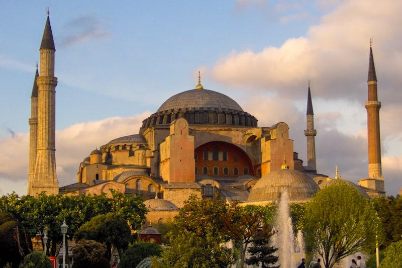 Chiesa di Santa Sofia a Istambul