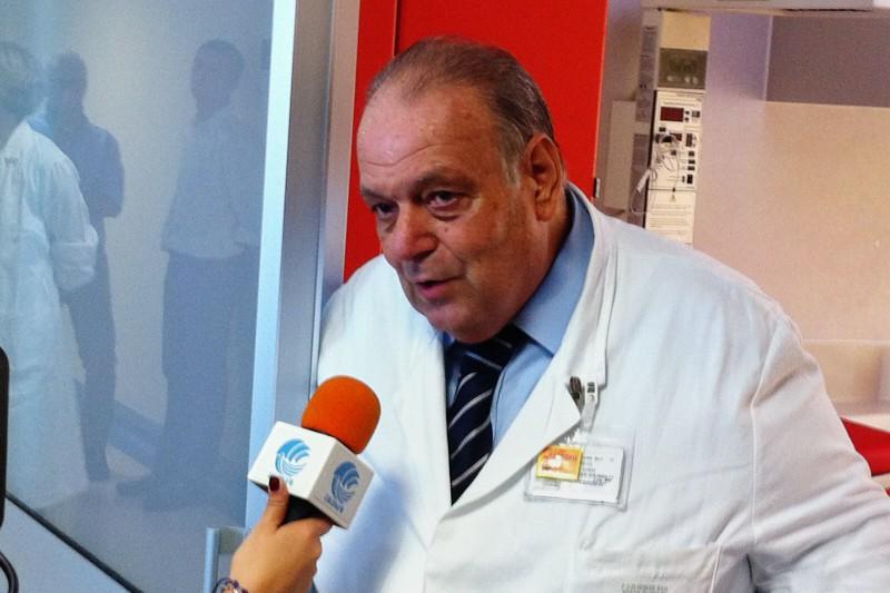 Prof. Filippo Maria Boscia, professore universitario di Medicina della Riproduzione