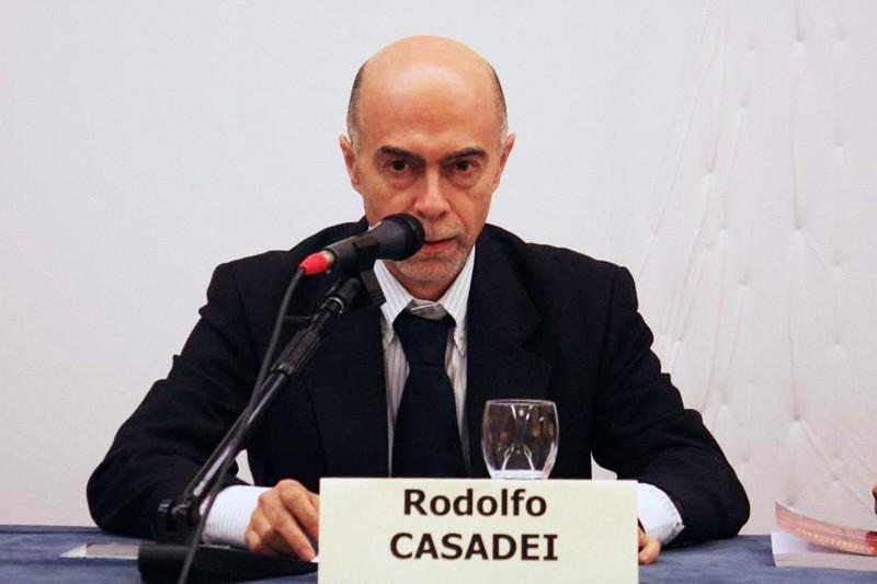 Rodolfo Casadei, giornalista