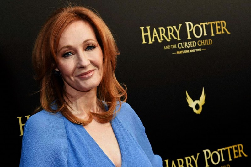 J. K. Rowling, scrittrice